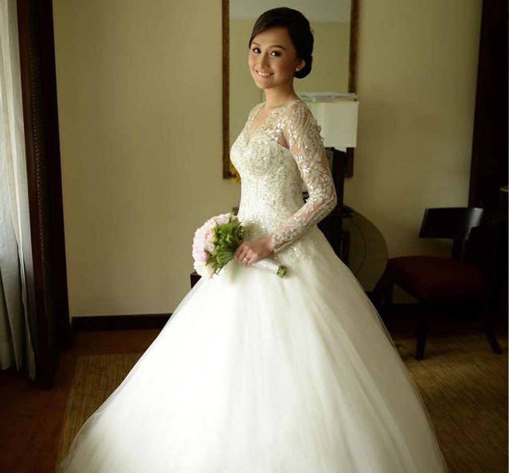 Divisoria Wedding Gowns: Mel Orlina Couture