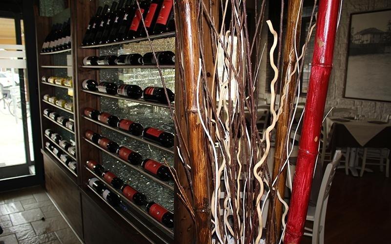 Etichette vini francesi