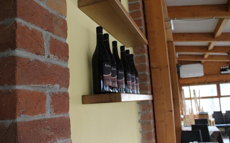 Etichette vini esteri
