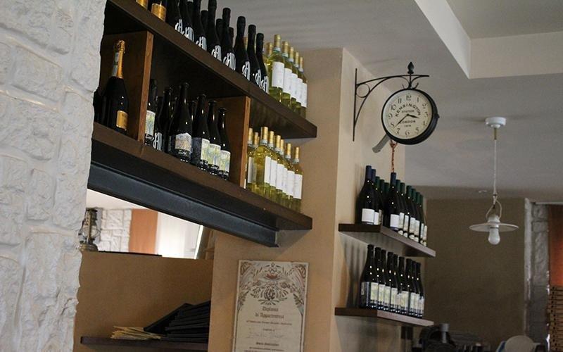 Etichette vini italiani