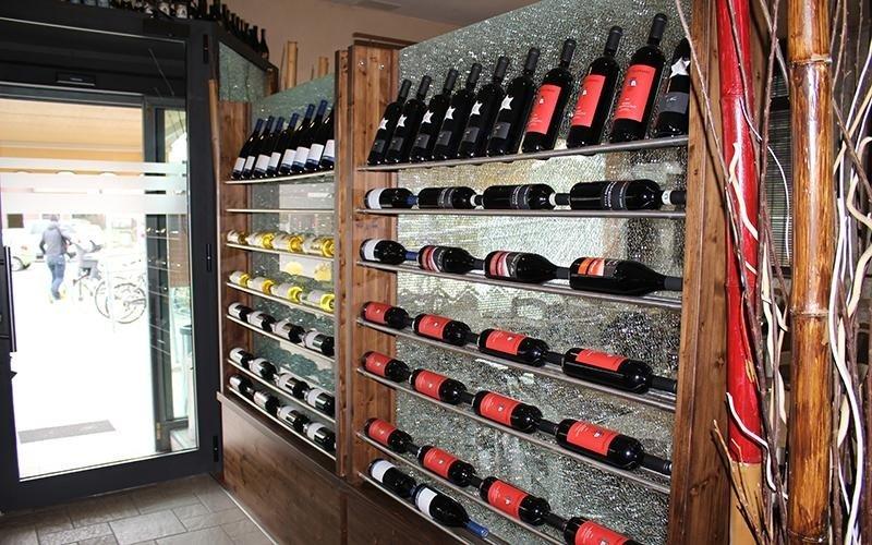 Ristorante con carta dei vini