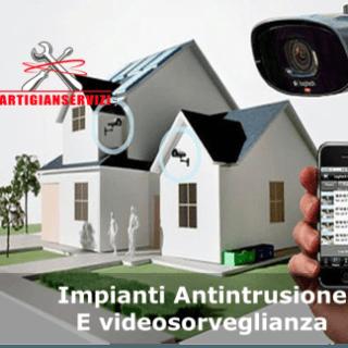 IMPIANTI ANTINTRUSIONE VIDEO SORVEGLIANZA