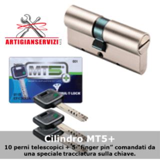 MUL-T-LOCK® IL CILINDRO MT5