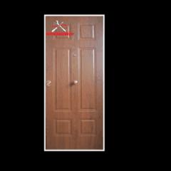 Portone Blindato Acciaio PVC