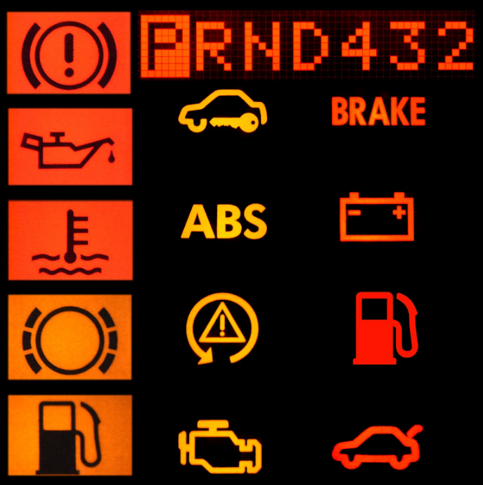 Vehicle Dashboard Lights   Which Really Matter   Discount Tire Centers