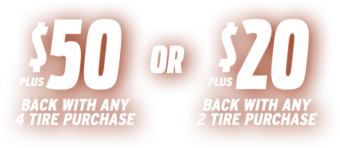 Discount Tire Centers: Tire Specials & Complete Car Care