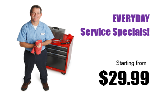 Auto Service Specials from $29.99