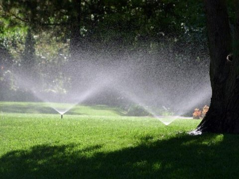 Impianti d'irrigazione provincia Latina