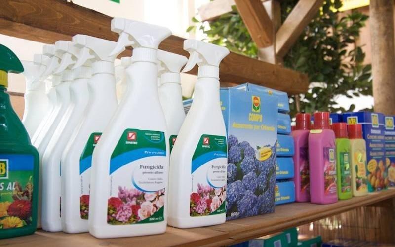 Prodotti professionali per piante provincia Latina