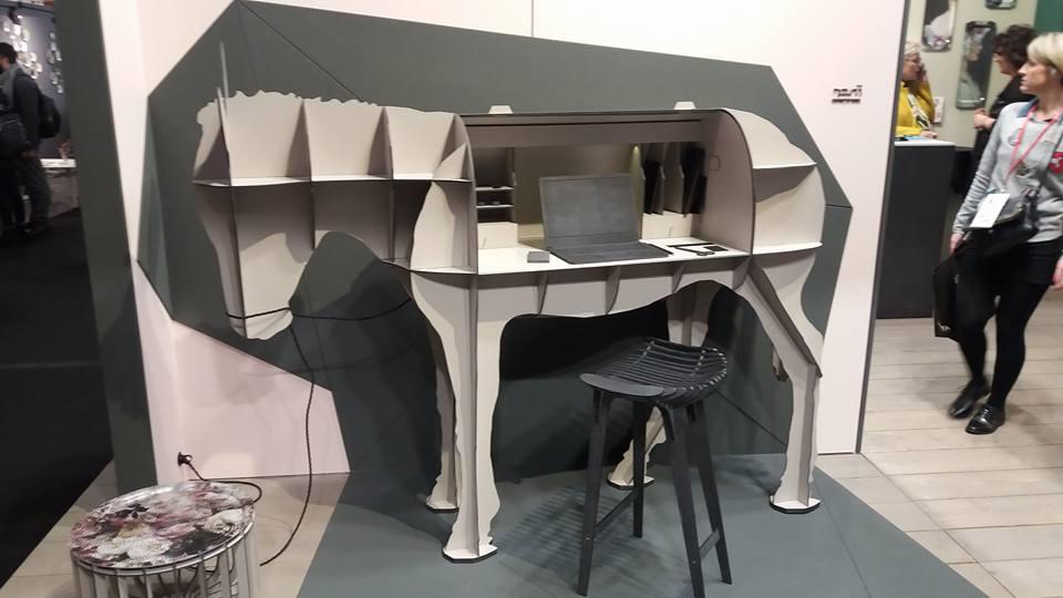 Ibride Maturin desk Donkie