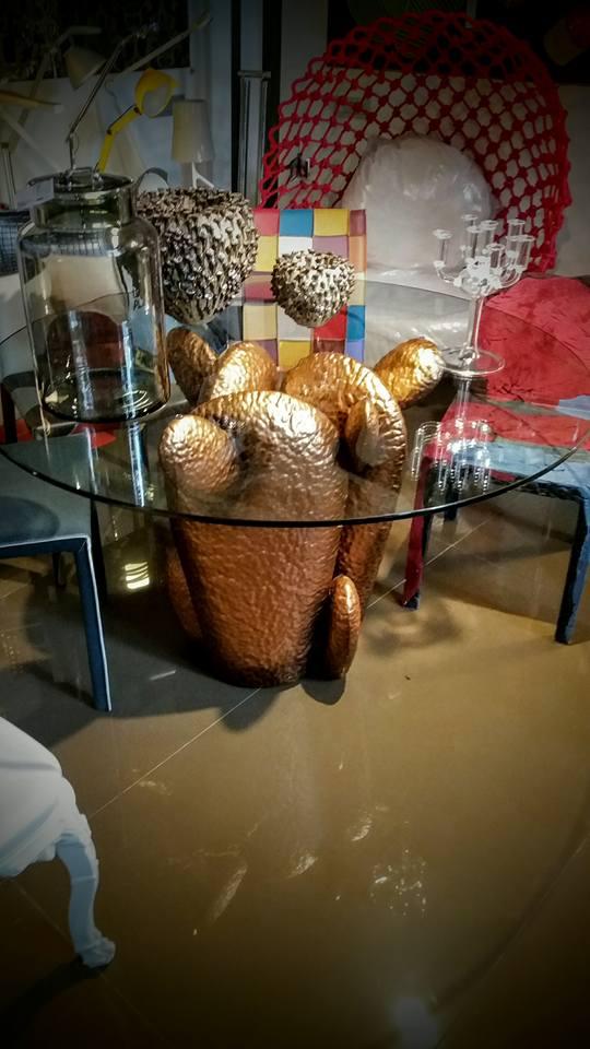 Kenneth Cobonpue Gobi tavolo pranzo