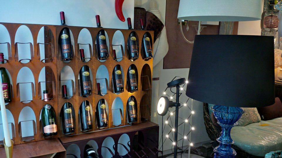 Librerie del vino
