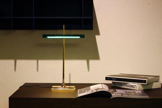 Flos Goldman led con USB oro