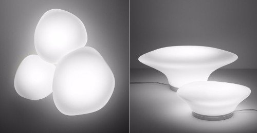 lampade in ceramica