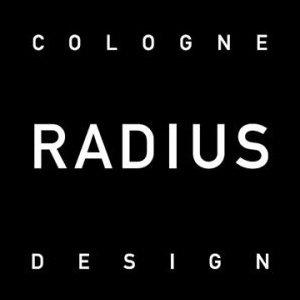 logo Cologne Radius design