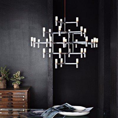 un lampadario moderno