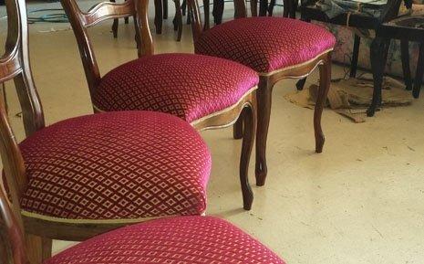 tessuti divani Perugia