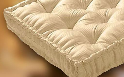 Materassi in lana su misura