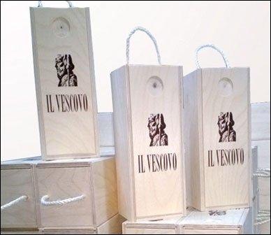 scatole legno personalizzate