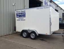 Trailer hire experts