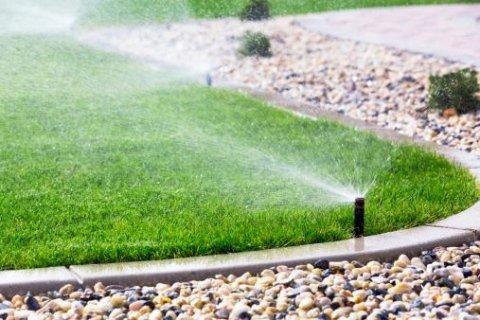 impianto di irrigazione - rinatura