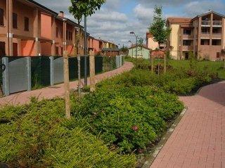 opere a verde per urbanizzazioni