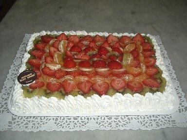 torta alla frutta, torte fresche, paste di frutta