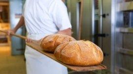 Pane tipico altoatesino, pane con farina macinata a pietra
