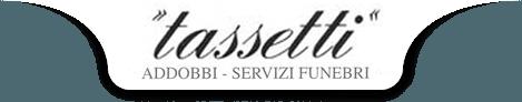 logo Onoranze Funebri Tassetti