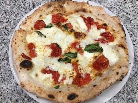 pizza napoletana salerno