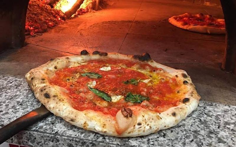 pizza classica salerno