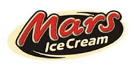 Mars ice cream logo
