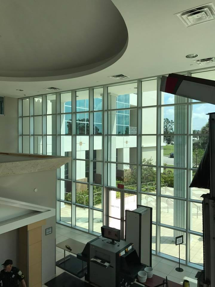 Commercial  Window Tinting | West Palm Beach