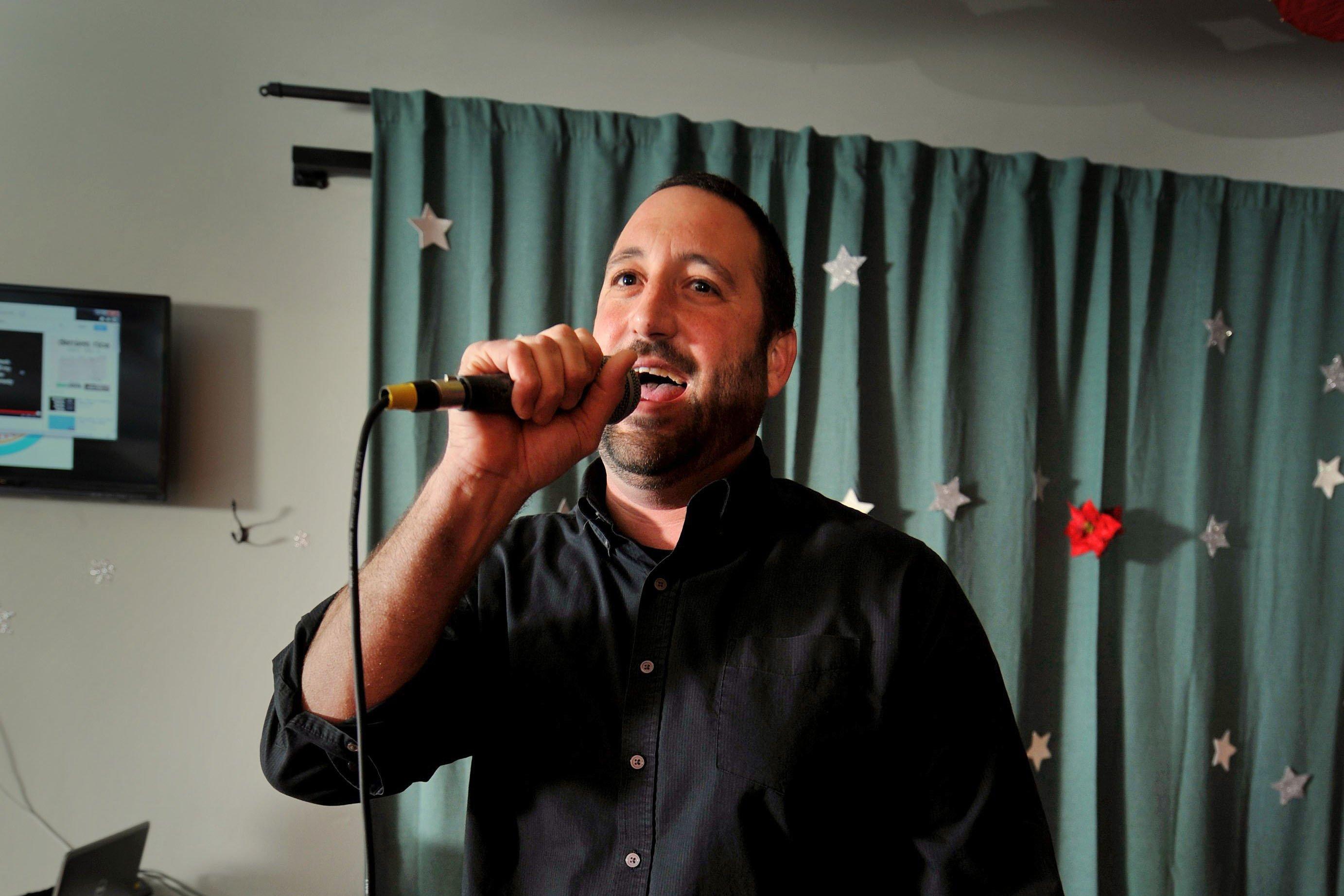 Adult karaoke