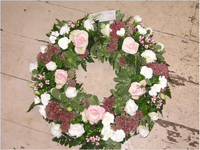 FUNERAL  loose posy