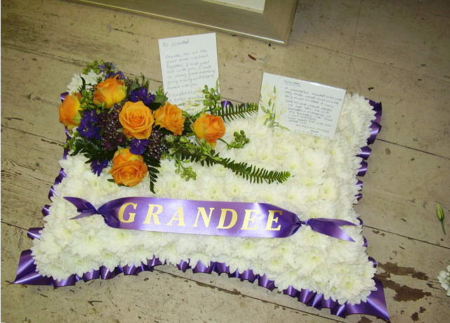 FUNERAL  based pillow