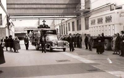 Funerale Pietro Signorini