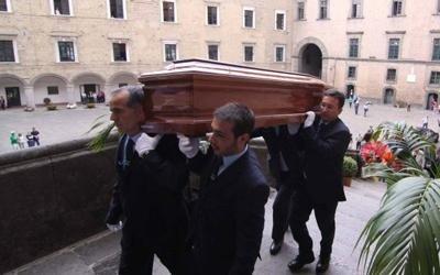 Funerale Napoli