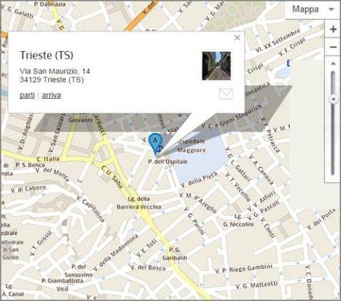 Via San Maurizio, 14 34129 Trieste