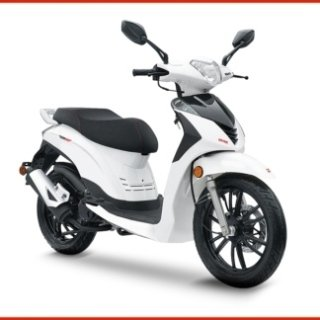 scooter over b economico