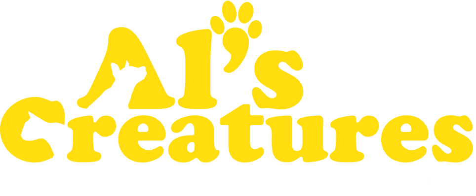Al's Creatures Great & Small logo