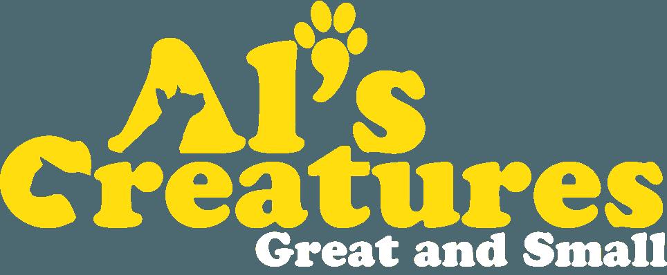 Al's Creatures Great & Small logo