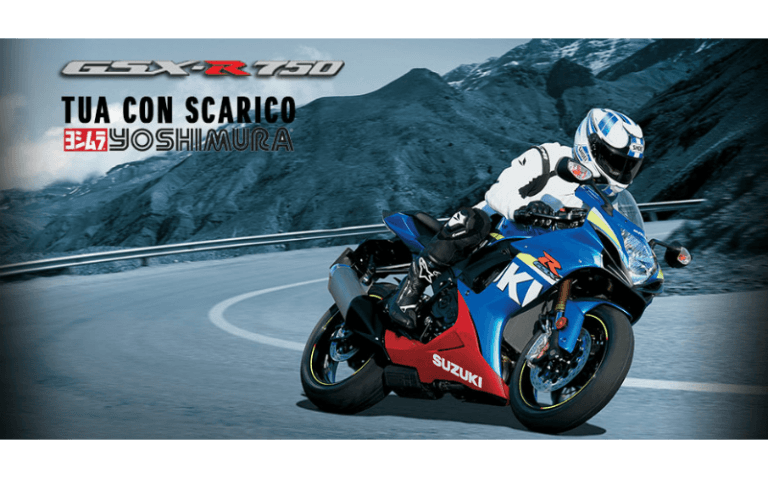 moto corsa Suzuki