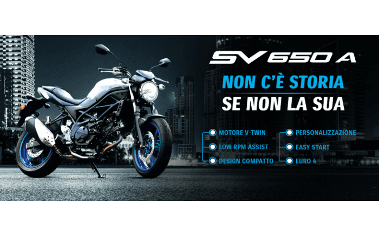 moto Suzuki Ghezzi