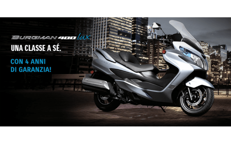 scooter Suzuki