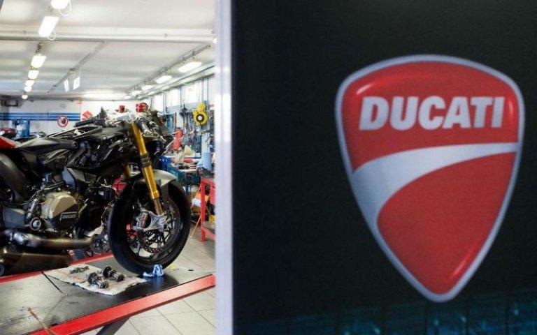 assistenza Ducati