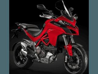 moto Ducati MTS