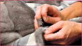 creazione pellicce