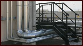 rivestimenti alluminio industriali