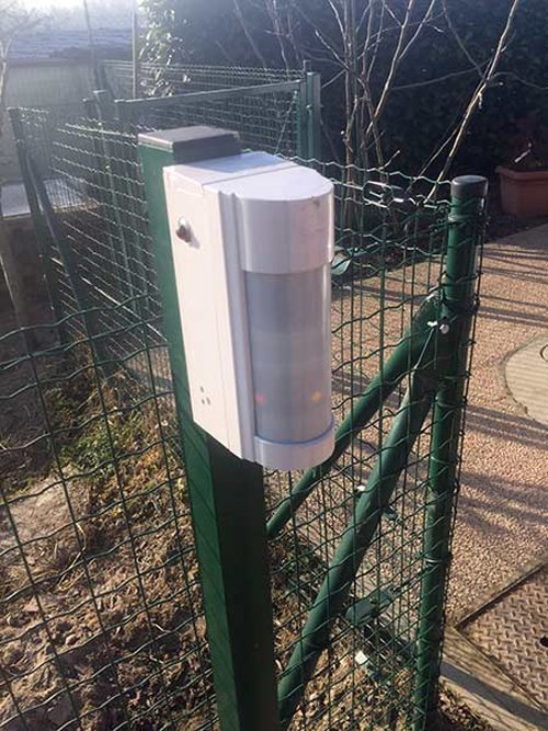 sensore allarme esterno